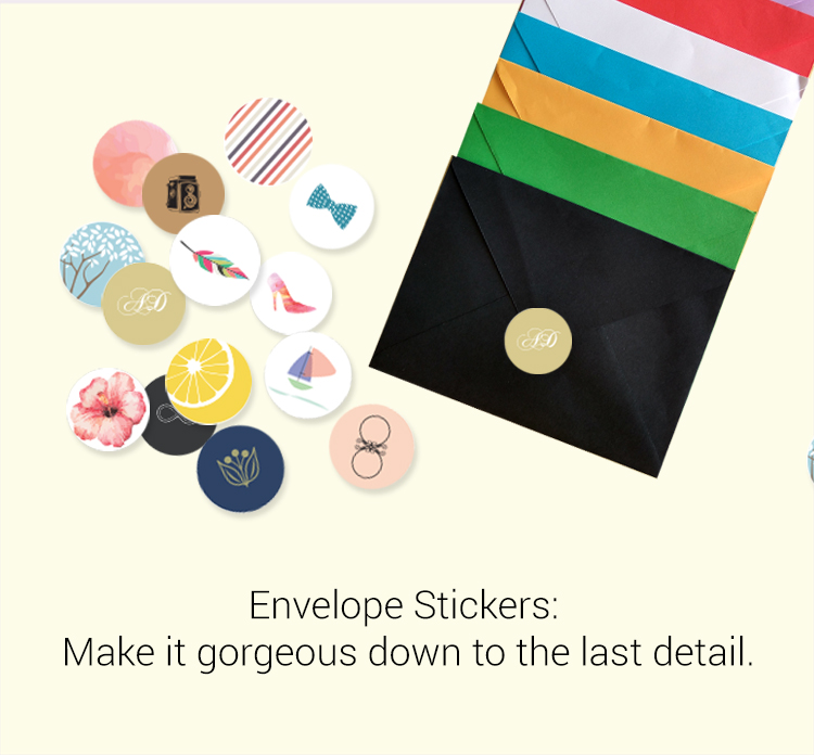 ENVELOPE STICKERS