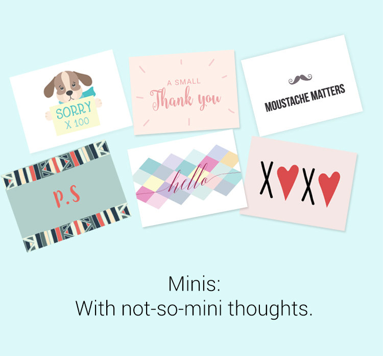MINI CARD SETS