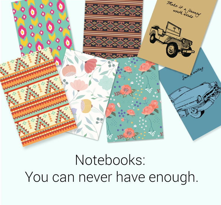 NOTE BOOK BLANK