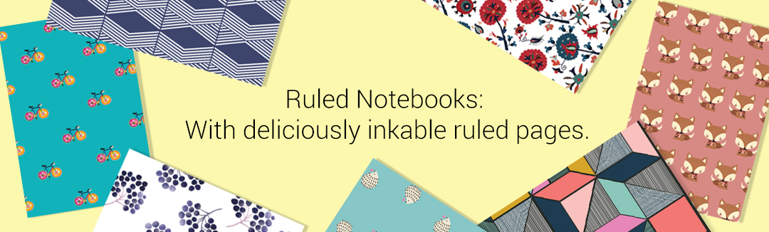 NOTE BOOK RULED